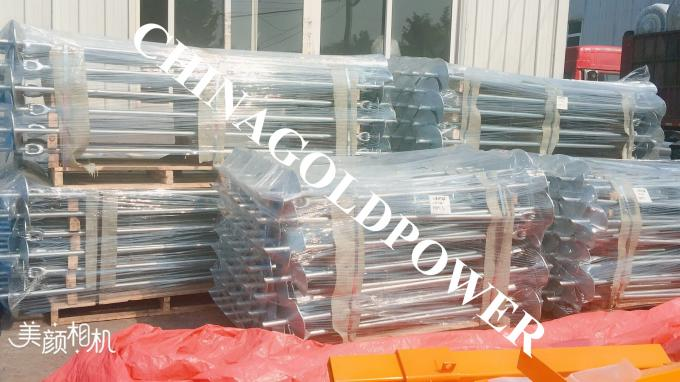 Galvanized Ground Screw Earth Anchor