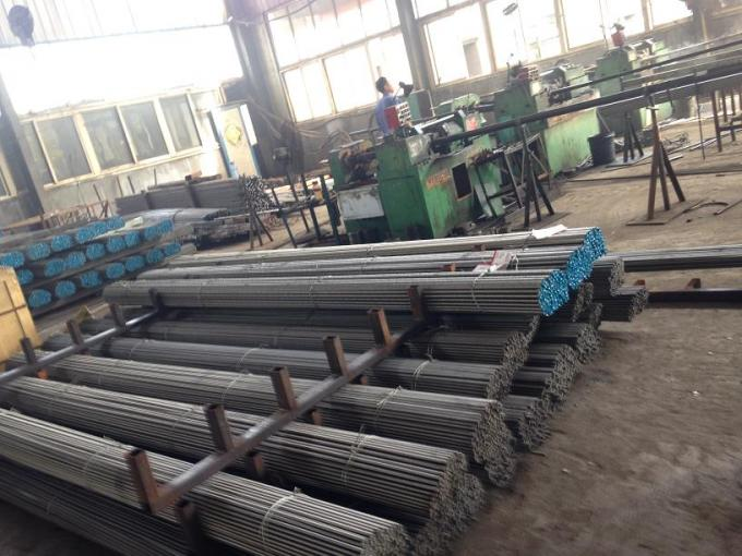 High Carbon Steel Precast Tie Rod Formwork Coil Rod For Building Construction