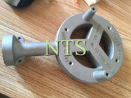 Light Weight Aluminium Die Casting Parts Gas Stove Burner Easy Carry